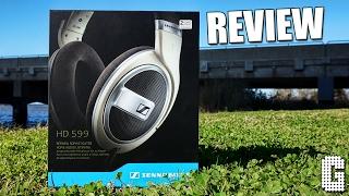 PURE MAGIC! : Sennheiser HD 599 Headphone REVIEW