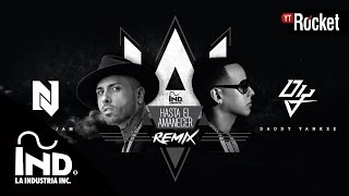 Hasta El Amanecer (Letra - Remix) - Nicky Jam (Video)