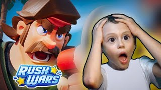 BARSIK CRAZY?! LOOK! INFORMATION ABOUT THE NEW GAME RUSH WARS!