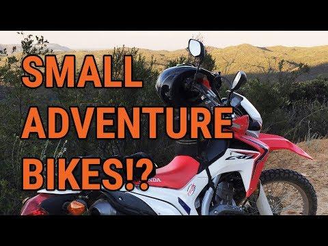 Small Adventure Bikes: Comparing the Mini ADV Options (CRF250L, CSC RX3, Versys-X 300, BMW 310 GS)