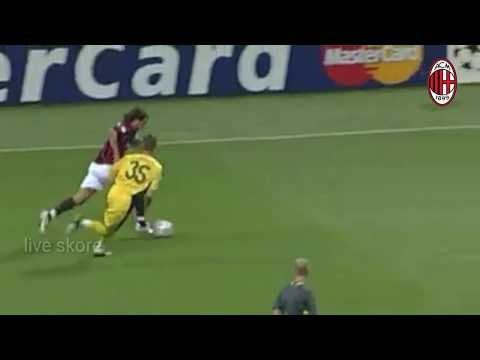 AC MILAN VS AEK ATHENS  2006