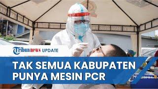 8 Hari Jelang PON XX, Belum Semua Kabupaten/Kota di Papua Punya Mesin Tes PCR