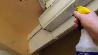 Clean Exterior of Gutters the Easy Way