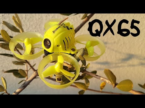 Eachine QX65 - race test - 700TVL Camera F3 OSD 65mm Micro FPV Quad - Banggood