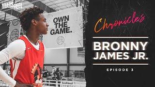 BRONNY JAMES JR. | EP.03 | Mars Reel Chronicles