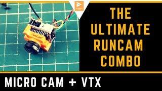 Ultimate FPV Racing Drone Micro Camera AIO Combo // Runcam Micro & Runcam TX200 Overview