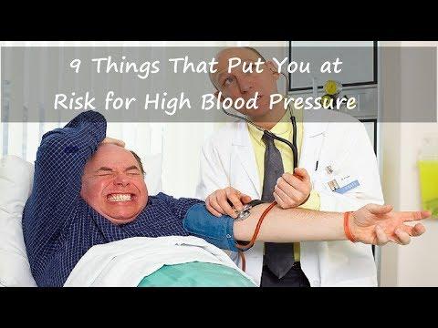 Die Produkte reduzieren Arteriendruck