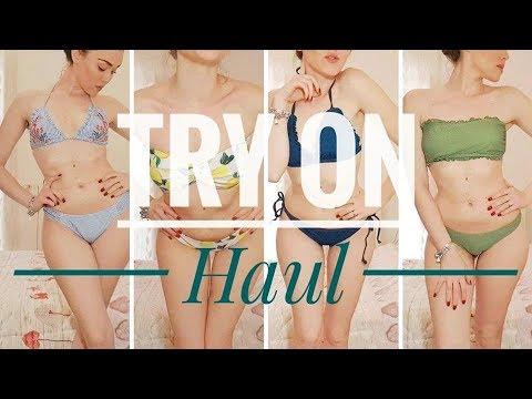 TRY ON HAUL ESTATE ALLE PORTE ! 🌞👙🕶