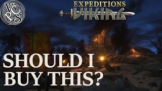 Expeditions Viking - Should I Buy This? Game Review - Historic RPG Simulation with Tactical Combat