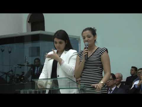 Um testemunho da Ana Paula de Amorinópolis Goiás em Caçu Goiás dia 8/10/2017