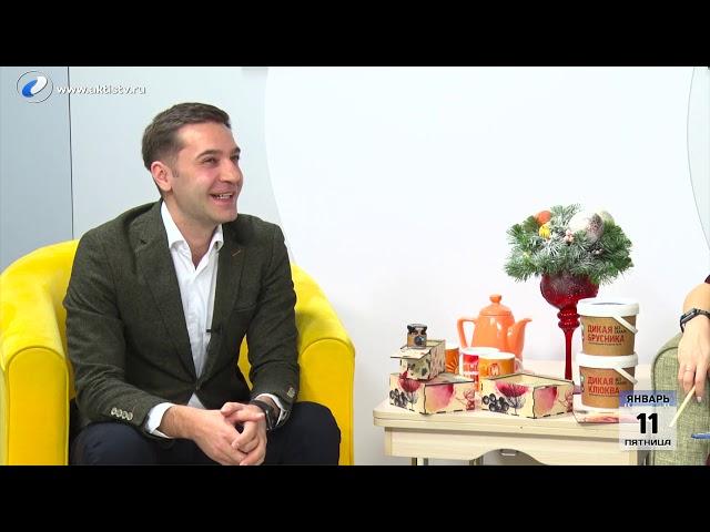 Гость программы «Новый день» Александр Деев