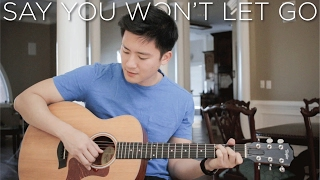 Say You Won't Let Go by James Arthur - Cover by The Fu