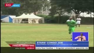 Harambee Stars striker Micheal Olunga is optimistic over Congo win on sunday