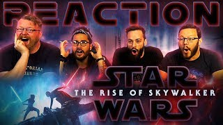 Star Wars: The Rise Of Skywalker | D23 Special Look REACTION!!