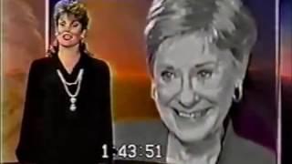 Hope Lange - ET Interview Post Brain Surgery - 1991