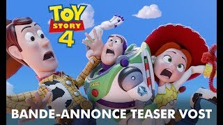 Toy Story 4 | Bande-annonce teaser VOST #1 | Disney BE