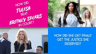 POPITICS: Tulisa wins court battle against Britney Spears