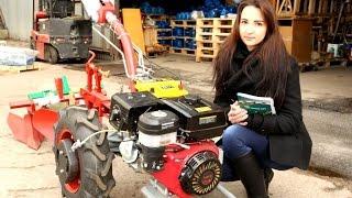 Мотоблок Мотор Сич МБ-13Е бензин от компании ПКФ «Электромотор» - видео 1