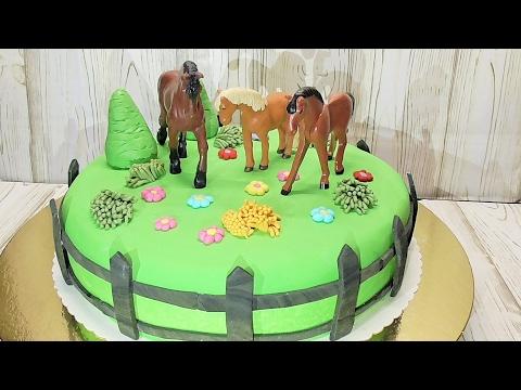 Pferde Torte Schokotorte