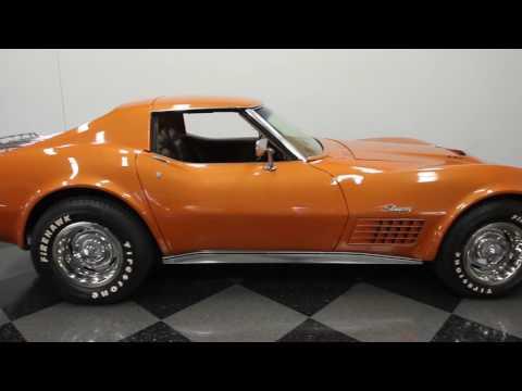 Video of '72 Corvette - INFR