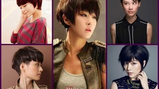 11 Trendy Pixie Hairstyles For Asian Girls