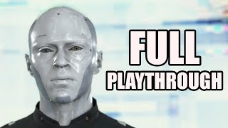 Detroit: Become Human | FULL Playthrough/Walkthrough | Commentary | Gameplay | Disguised Toast | PS4