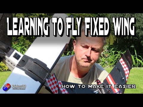 making-learning-to-fly-fixed-wing-easier--links-to-help