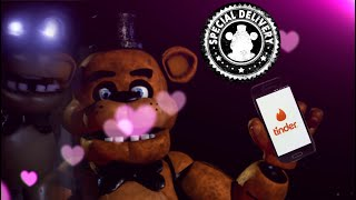 Will The Bear Date Us ALL?   FNaF: Special Delivery/FNaF 1