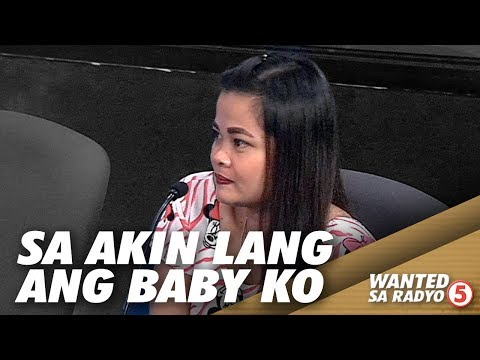 Baby ng isang OFW, itinatago umano ng mga kaanak ng kanyang ex-boyfriend
