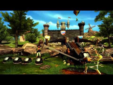 Видео № 0 из игры Wreckateer (код для загрузки) [X360, Kinect]
