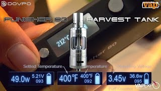 DOVPO : Punisher 80 + HARVEST TANK : un beau setup !