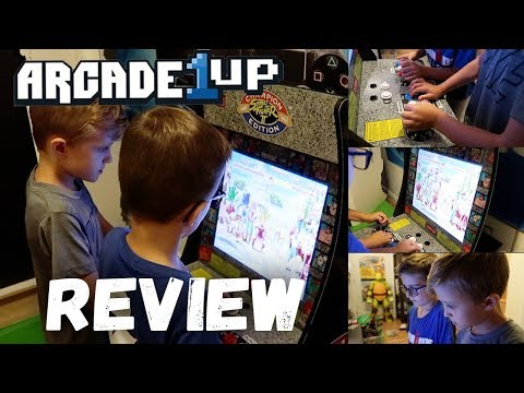 New Game Room Addition! - Arcade 1UP Street Fighter II Cabinet Review