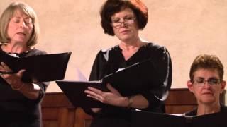 Video: 10 07 14   Angelica, Women's Chamber Choir USA
