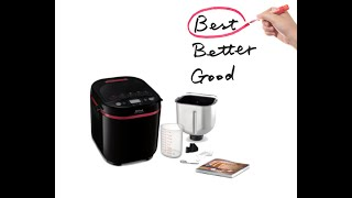 Tefal Bread maker - REVIEW and The BEST recipe for sandwich bread | Umami Kitchen