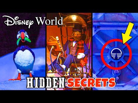 Download Top 5 Hidden Secrets of Extinct Disney Rides - Epcot at Disney World Secrets Mp4 HD Video and MP3