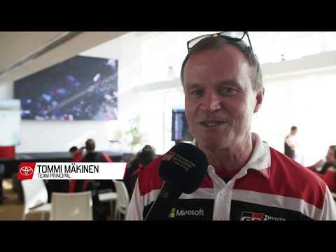 2020年WRC第2戦ラリー・スウェーデン ToyotaGazooRacing WeekEndハイライト動画