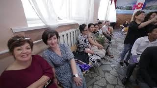 УВК ШГ №9 - Выдача Аттестатов