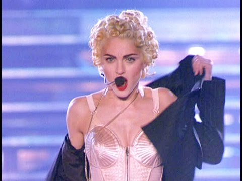 """MADONNA """"Express Yourself"""" [Blond Ambition Tour]"""