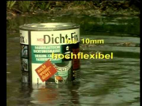 Anleitung: MEM Dicht Fix Universalabdichtung: Dach + Dachrinne abdichten
