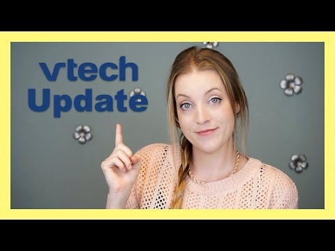 Vtech Baby Monitor Udpdate | Allison's Journey