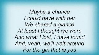 All American Rejects - Girl Of My Dreams Lyrics