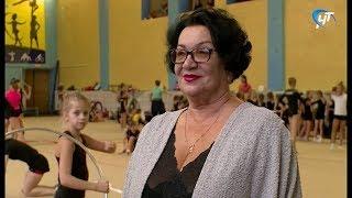 Заслуженный тренер России по художественной гимнастике Наталья Гринькова отмечает юбилей