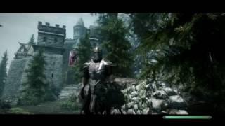 Моды на Скайрим: Ривервудский замок