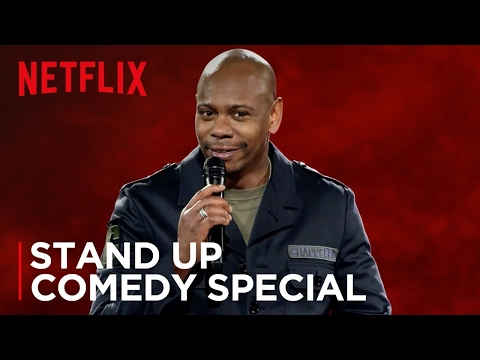 Dave Chappelle's New Netflix Special