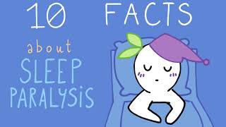 10 Terrifying Facts about Sleep Paralysis