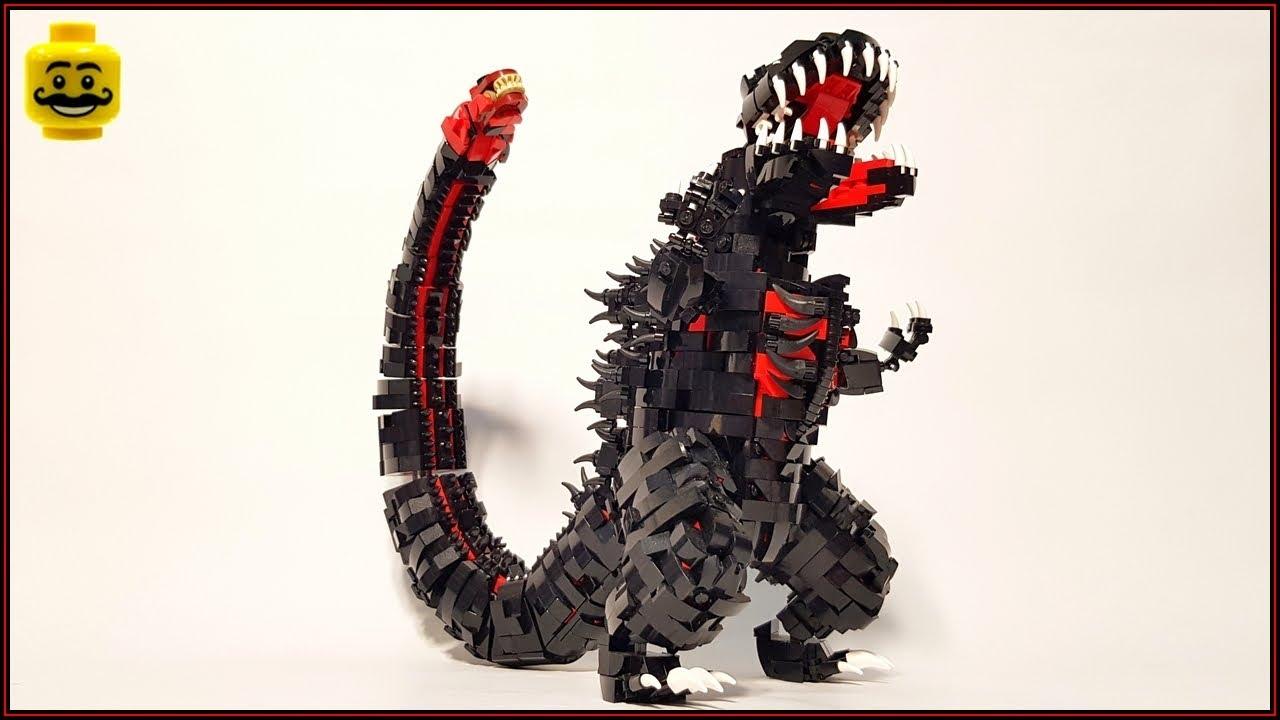 LEGO Kaiju Shin Godzilla