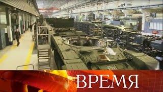 Вроссийском Минобороны состоялся единый день приемки военной продукции.