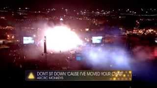 Arctic Monkeys - Don't Sit Down 'Cause I've Moved Your Chair - Live @ Glastonbury 2013 - HD