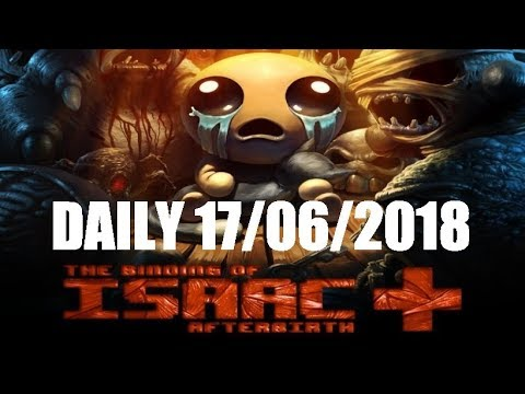 The Binding of Isaac: Afterbirth+ Daily (LOST)