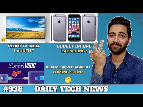 Realme 80W Charger,Budget Iphone Launch,Redmi TV India,Spiderman Exit Marvel,Chandrayaan 2 Land #938